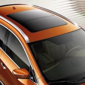 2020 Nissan Murano Panoramic Roof