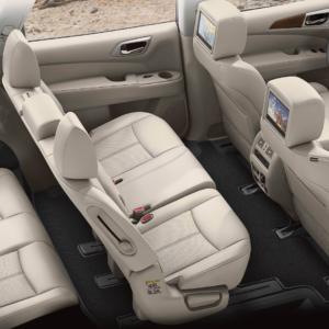Pathfinder seating