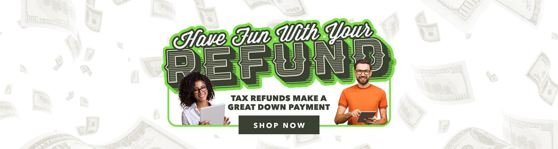 Tax Refund Savings