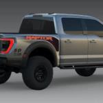 Easter Eggs for 2021 Ford Raptor