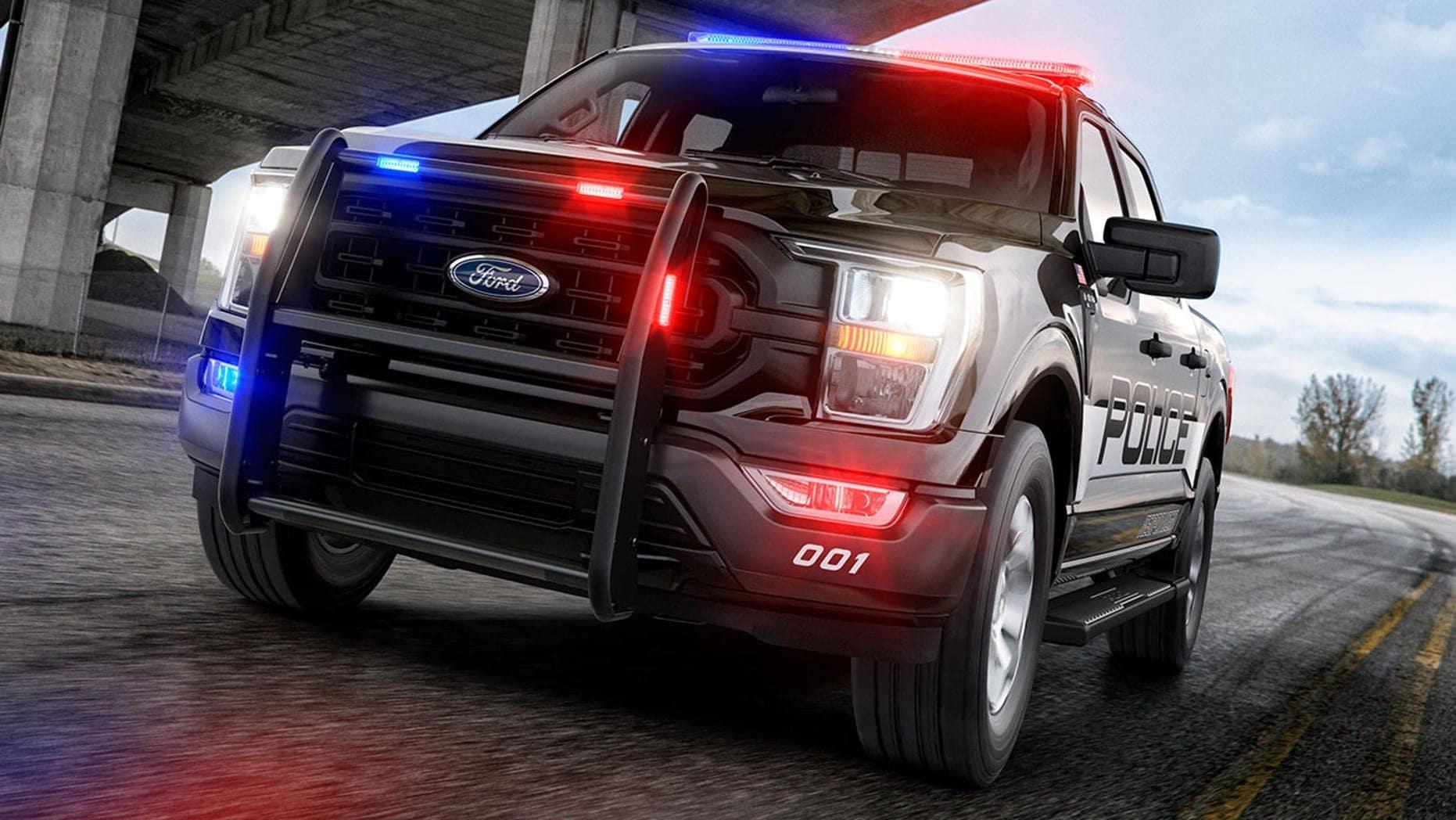 2021 Ford F-150 Responder